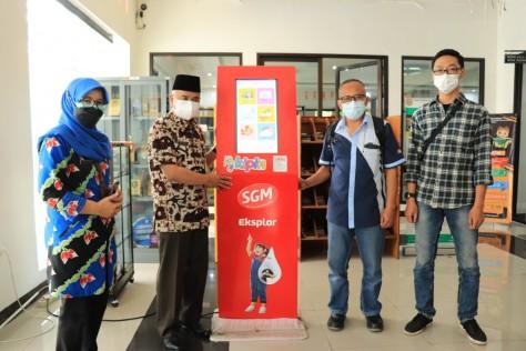 Layanan Baru Perpustakaan Daerah Kabupaten Wonosobo